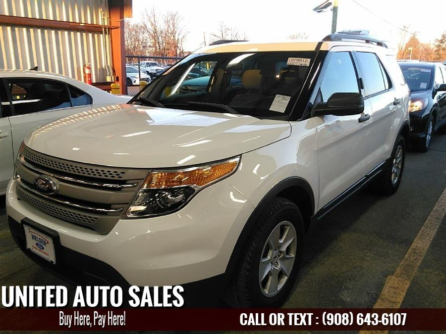 Used Ford Explorer  2014 | United Auto Sale. Newark, New Jersey