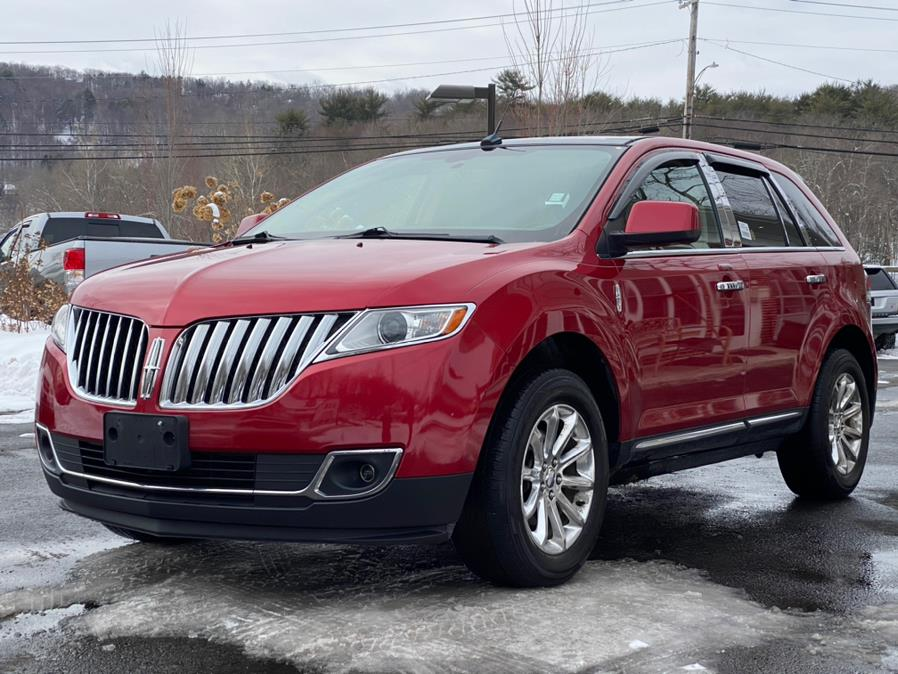 Used Lincoln MKX AWD 4dr 2011 | Lava Motors 2 Inc. Canton, Connecticut