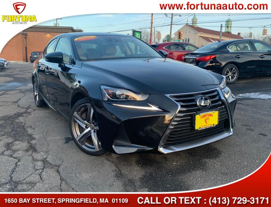 Used 2017 Lexus IS 300 in Springfield, Massachusetts | Fortuna Auto Sales Inc.. Springfield, Massachusetts