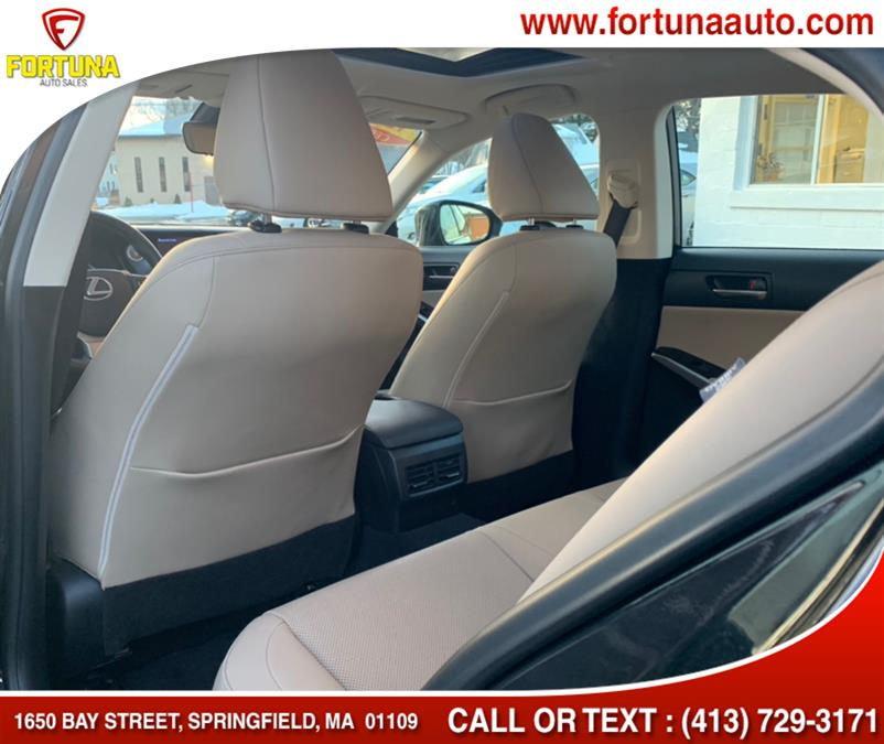 Used Lexus IS 300 Sedan AWD 2017 | Fortuna Auto Sales Inc.. Springfield, Massachusetts