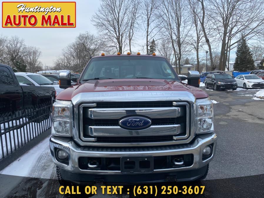 "Used Ford Super Duty F-350 SRW 4WD SuperCab 158"" XLT 2015 | Huntington Auto Mall. Huntington Station, New York"