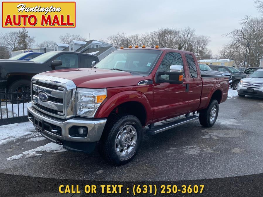 "Used Ford Super Duty F-350 SRW 4WD SuperCab 158"" XLT 2015 