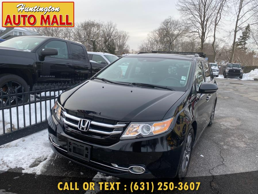 Used 2014 Honda Odyssey in Huntington Station, New York | Huntington Auto Mall. Huntington Station, New York