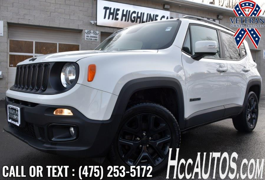 Used 2017 Jeep Renegade in Waterbury, Connecticut | Highline Car Connection. Waterbury, Connecticut