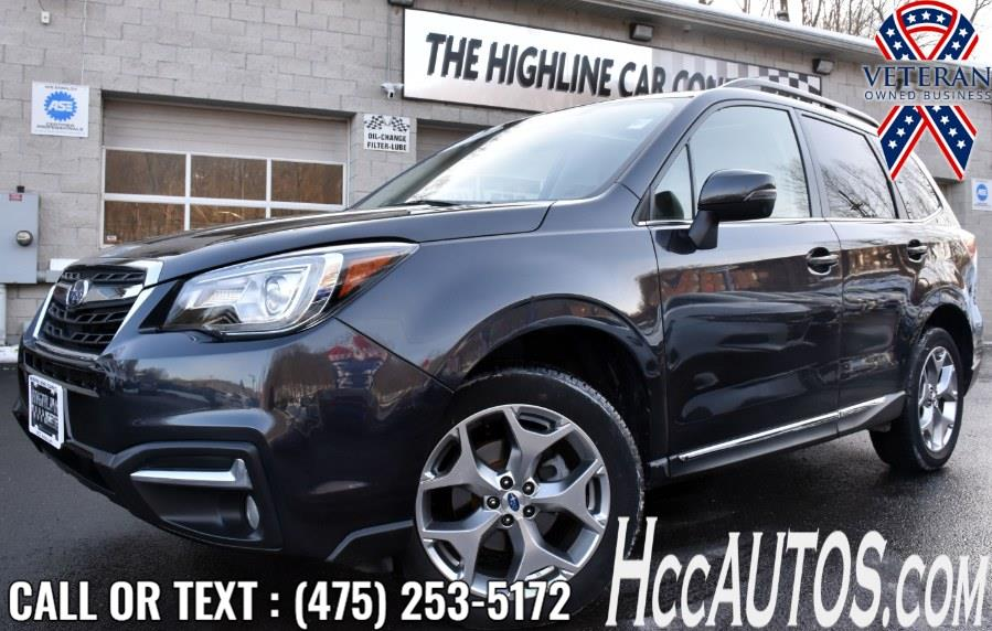 Used 2017 Subaru Forester in Waterbury, Connecticut | Highline Car Connection. Waterbury, Connecticut