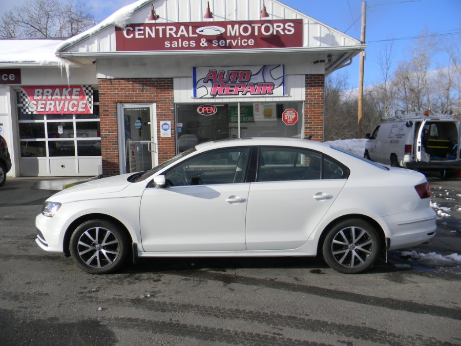 Used 2017 Volkswagen Jetta in Southborough, Massachusetts | M&M Vehicles Inc dba Central Motors. Southborough, Massachusetts