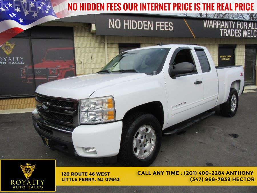 Used 2011 Chevrolet Silverado 1500 in Little Ferry, New Jersey | Royalty Auto Sales. Little Ferry, New Jersey