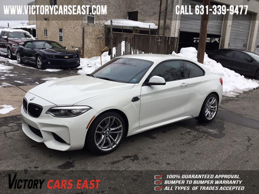 Used BMW M2 Coupe 2018 | Victory Cars East LLC. Huntington, New York