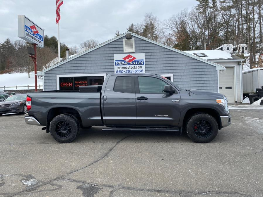 Used 2014 Toyota Tundra 4WD Truck in Thomaston, Connecticut