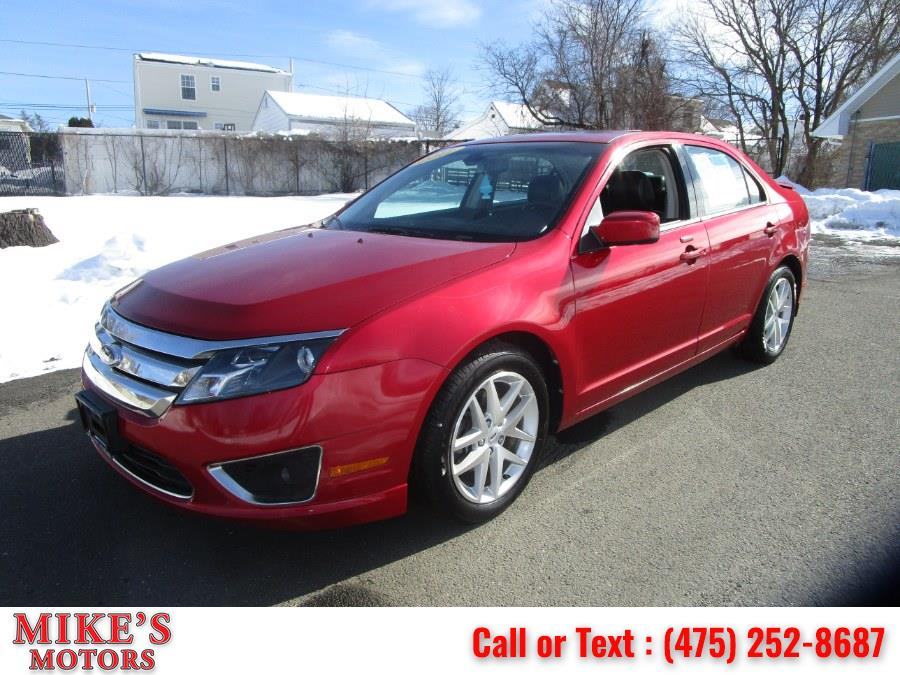 Used 2012 Ford Fusion in Stratford, Connecticut | Mike's Motors LLC. Stratford, Connecticut
