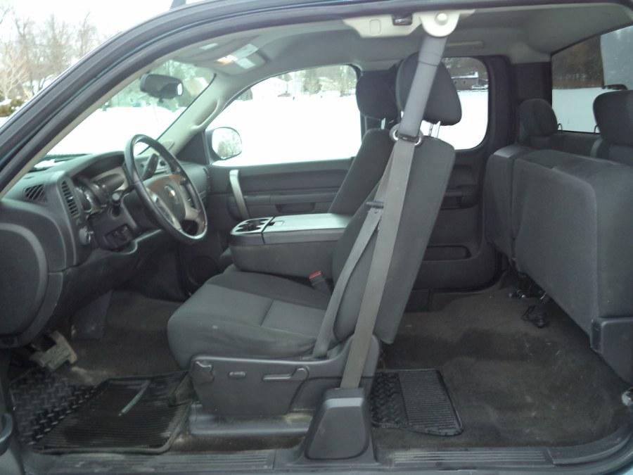 "Used Chevrolet Silverado 1500 4WD Ext Cab 143.5"" LT 2012   International Motorcars llc. Berlin, Connecticut"