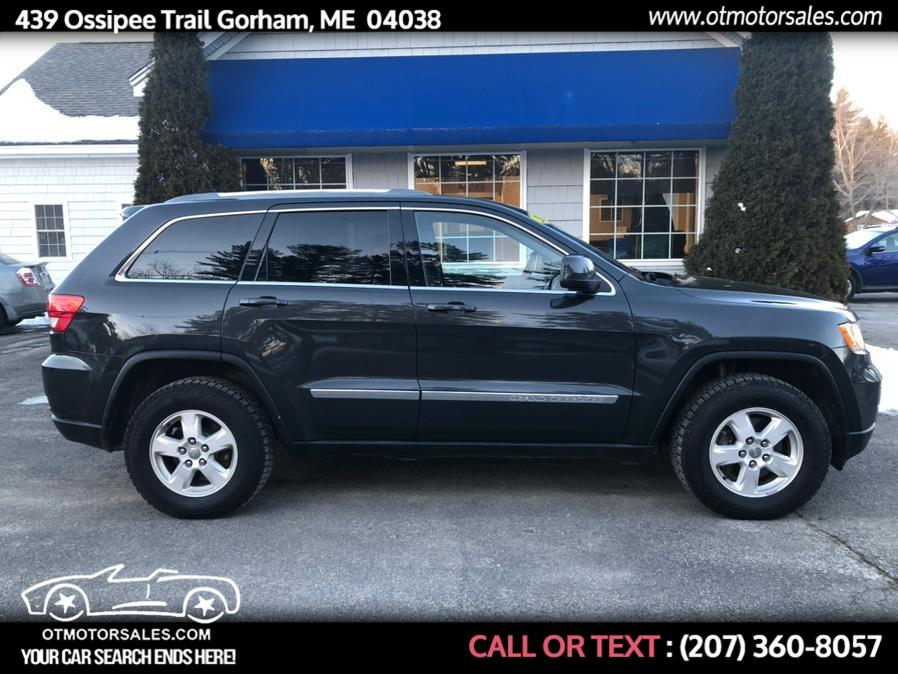 Used Jeep Grand Cherokee 4WD 4dr Laredo 2011 | Ossipee Trail Motor Sales. Gorham, Maine