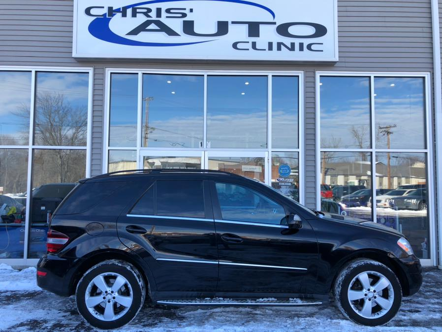 Used 2010 Mercedes-Benz M-Class in Plainville, Connecticut | Chris's Auto Clinic. Plainville, Connecticut