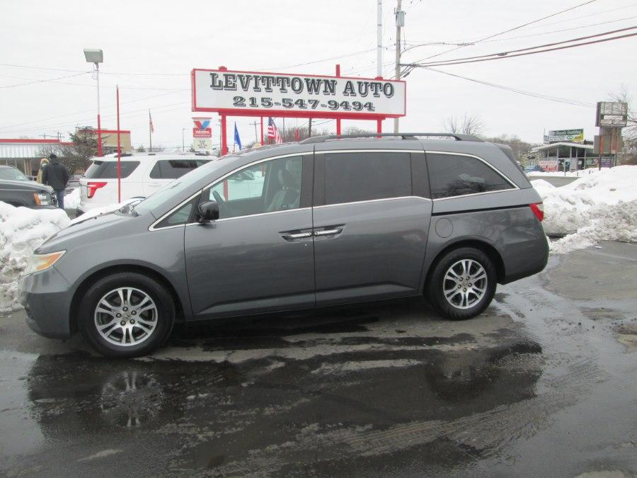 Used 2012 Honda Odyssey in Levittown, Pennsylvania   Levittown Auto. Levittown, Pennsylvania