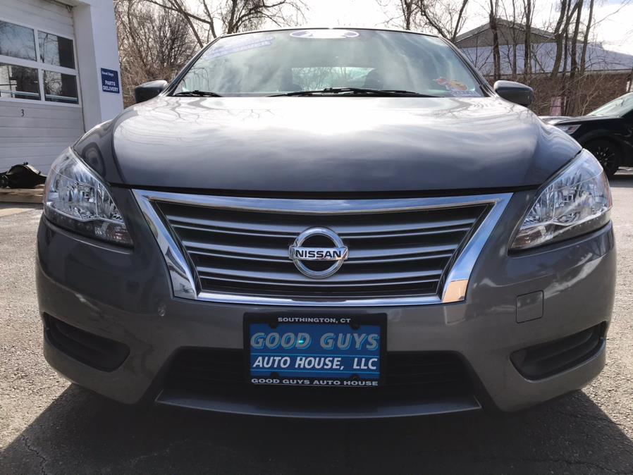 Used Nissan Sentra 4dr Sdn I4 CVT SV 2015 | Good Guys Auto House. Southington, Connecticut
