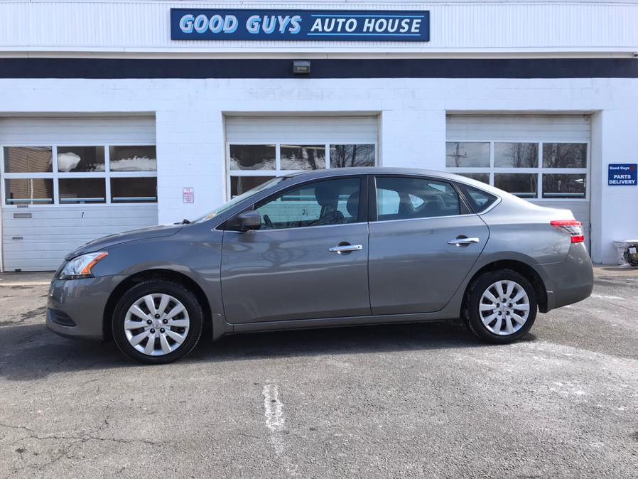 Used 2015 Nissan Sentra in Southington, Connecticut | Good Guys Auto House. Southington, Connecticut