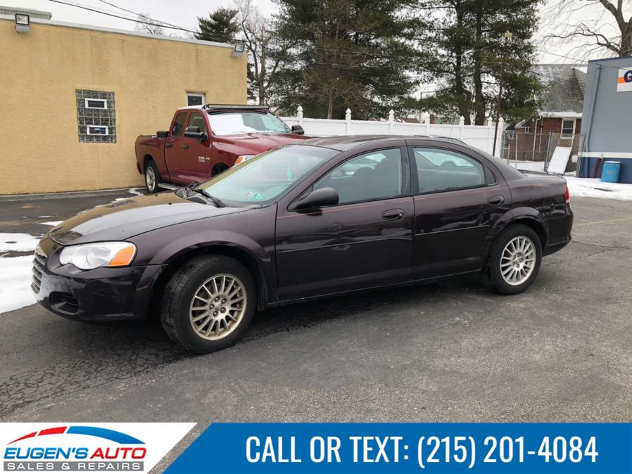 2004 Chrysler Sebring 2004.5 4dr Sdn, available for sale in Philadelphia, PA