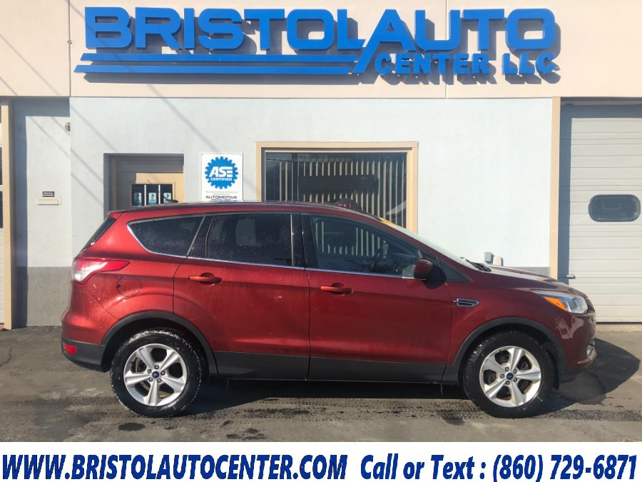Used 2016 Ford Escape in Bristol, Connecticut | Bristol Auto Center LLC. Bristol, Connecticut