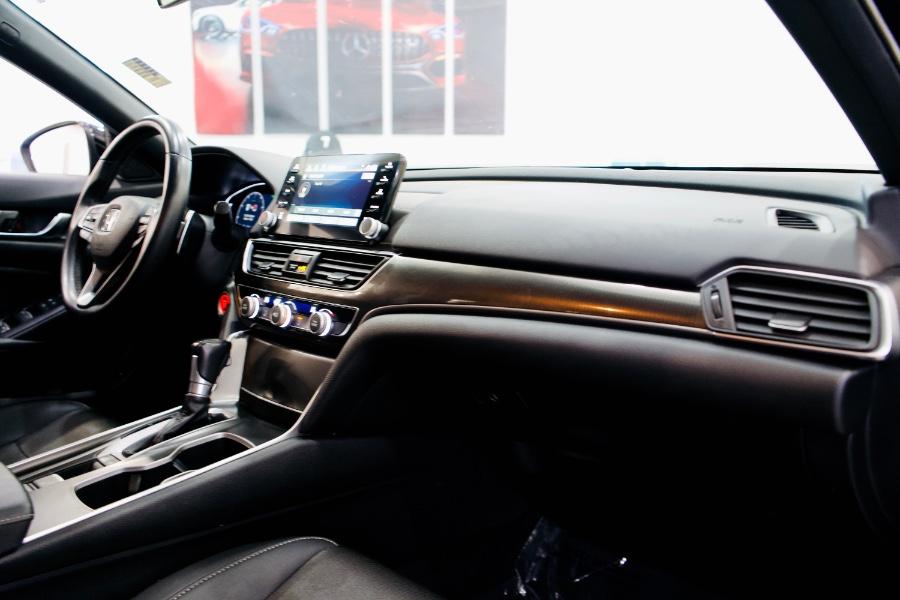 Used Honda Accord Sedan Sport 1.5T CVT 2019 | Luxury Motor Club. Franklin Square, New York
