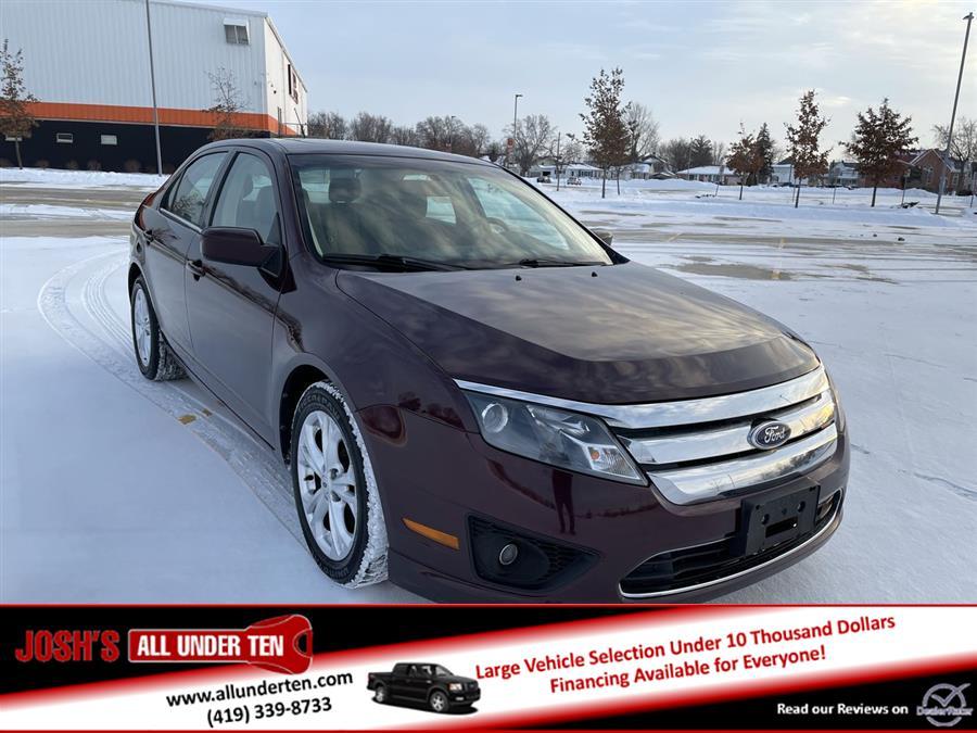 Used 2012 Ford Fusion in Elida, Ohio | Josh's All Under Ten LLC. Elida, Ohio