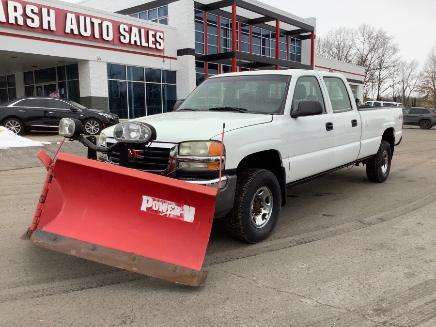 Used 2003 GMC Sierra 2500HD in Ortonville, Michigan | Marsh Auto Sales LLC. Ortonville, Michigan
