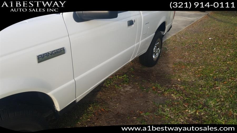 "Used Ford Ranger 2WD Reg Cab 112"" XL 2008   A1 Bestway Auto Sales Inc.. Melbourne , Florida"