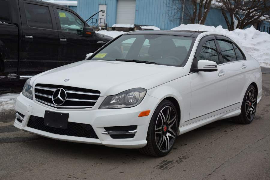 Used 2014 Mercedes-Benz C-Class in Ashland , Massachusetts | New Beginning Auto Service Inc . Ashland , Massachusetts
