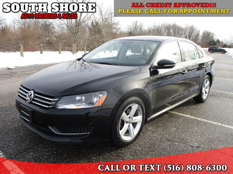 Used 2012 Volkswagen Passat in Massapequa, New York | South Shore Auto Brokers & Sales. Massapequa, New York