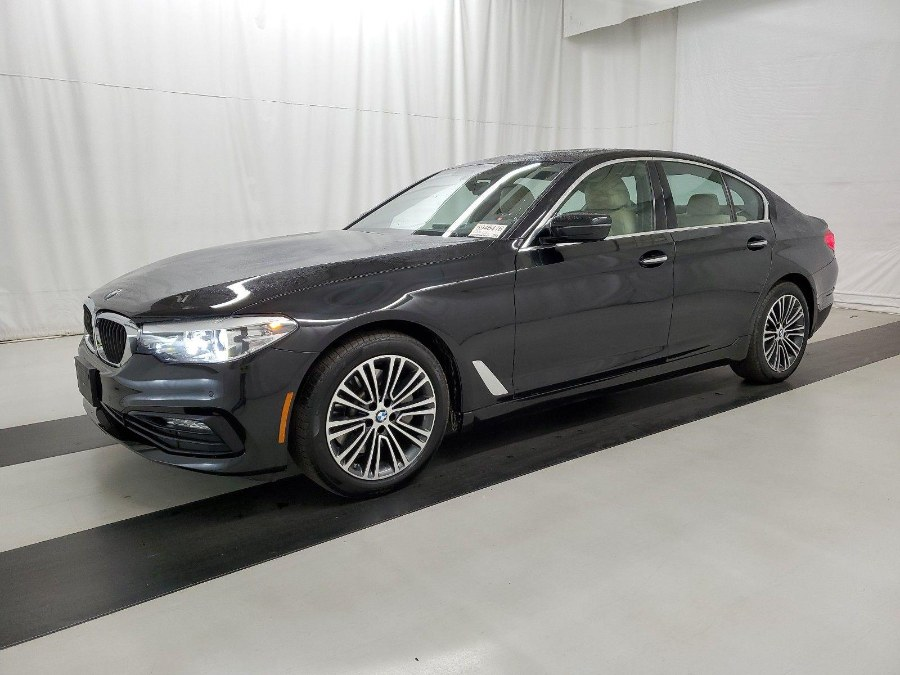 Used 2017 BMW 5 Series in Bayshore, New York | Peak Automotive Inc.. Bayshore, New York