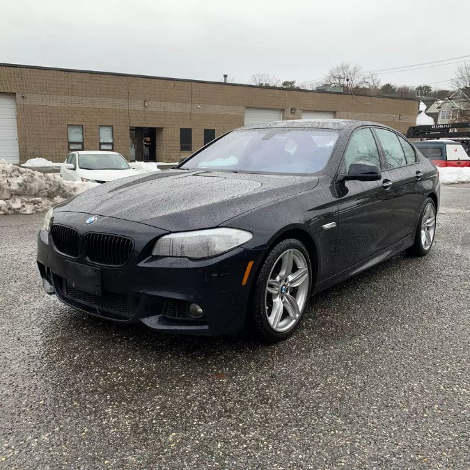 Used 2013 BMW 5 Series in Bayshore, New York | Peak Automotive Inc.. Bayshore, New York