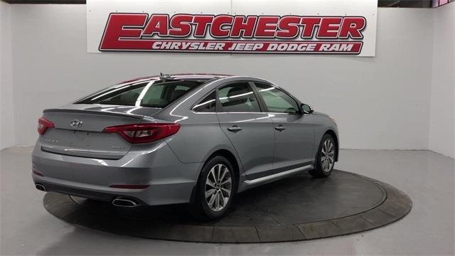Used Hyundai Sonata Sport 2015 | Eastchester Motor Cars. Bronx, New York