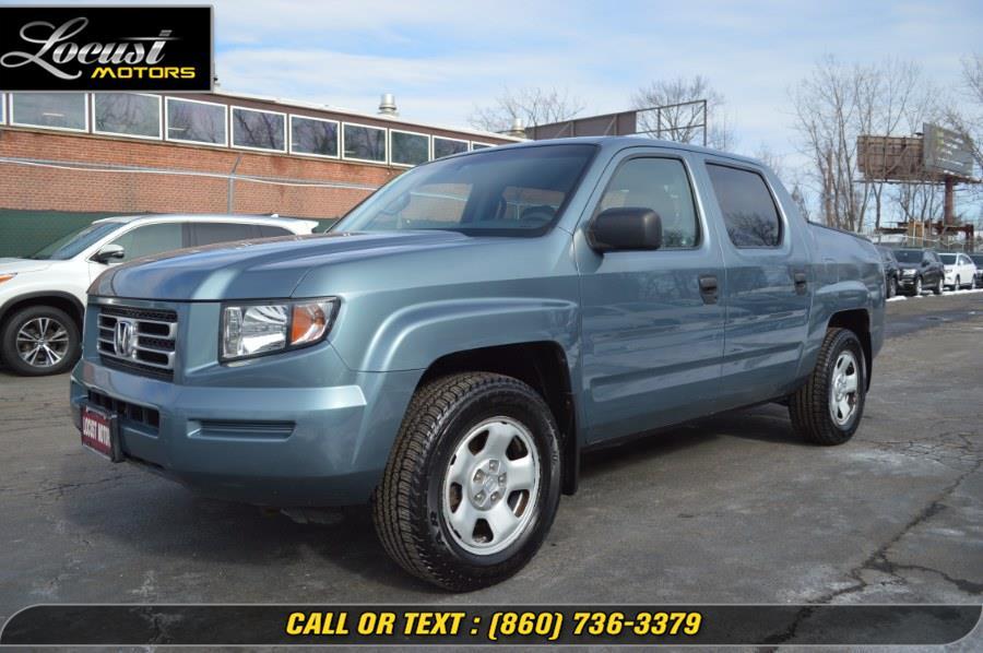 Used 2008 Honda Ridgeline in Hartford, Connecticut | Locust Motors LLC. Hartford, Connecticut