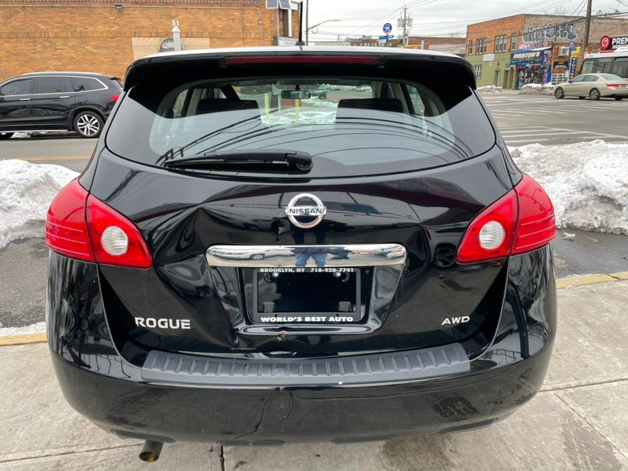 2012 Nissan Rogue AWD 4dr S, available for sale in Brooklyn, NY