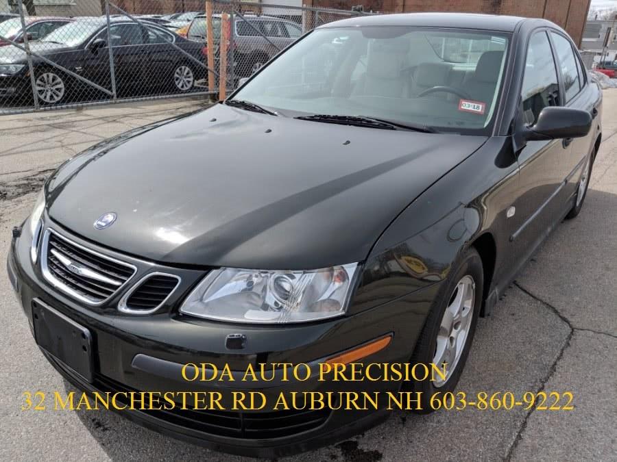 Used Saab 9-3 4dr Sport Sdn Linear 2004 | ODA Auto Precision LLC. Auburn, New Hampshire