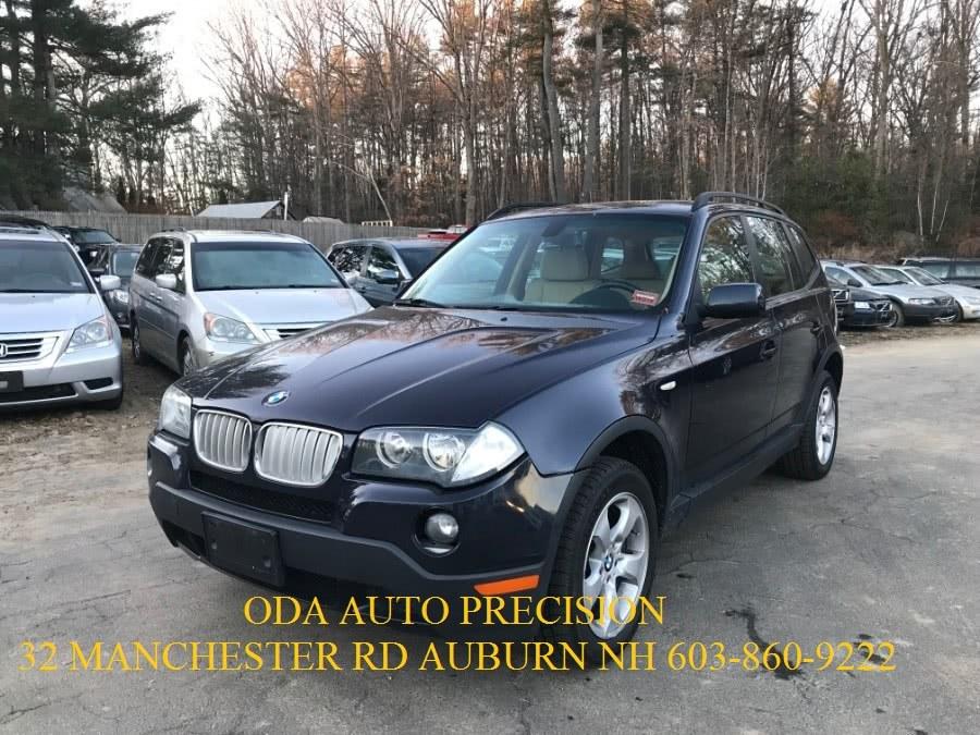 Used BMW X3 AWD 4dr 3.0si 2008 | ODA Auto Precision LLC. Auburn, New Hampshire