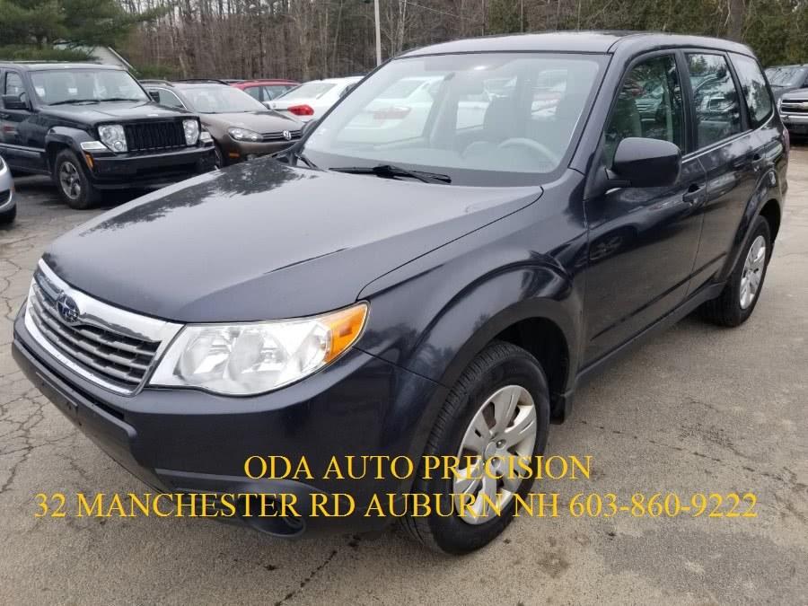 Used Subaru Forester 4dr Auto 2.5X 2010 | ODA Auto Precision LLC. Auburn, New Hampshire