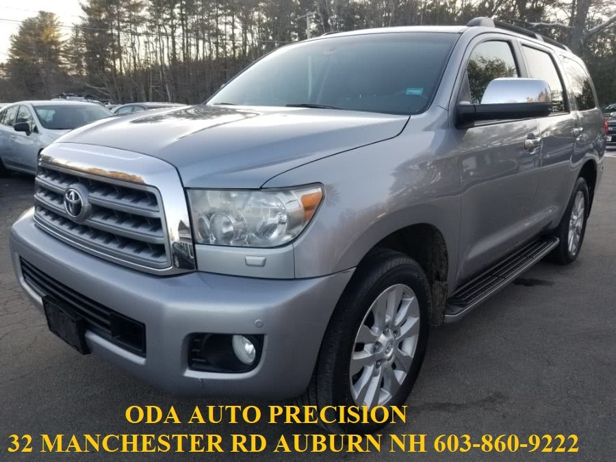 Used 2010 Toyota Sequoia in Auburn, New Hampshire | ODA Auto Precision LLC. Auburn, New Hampshire