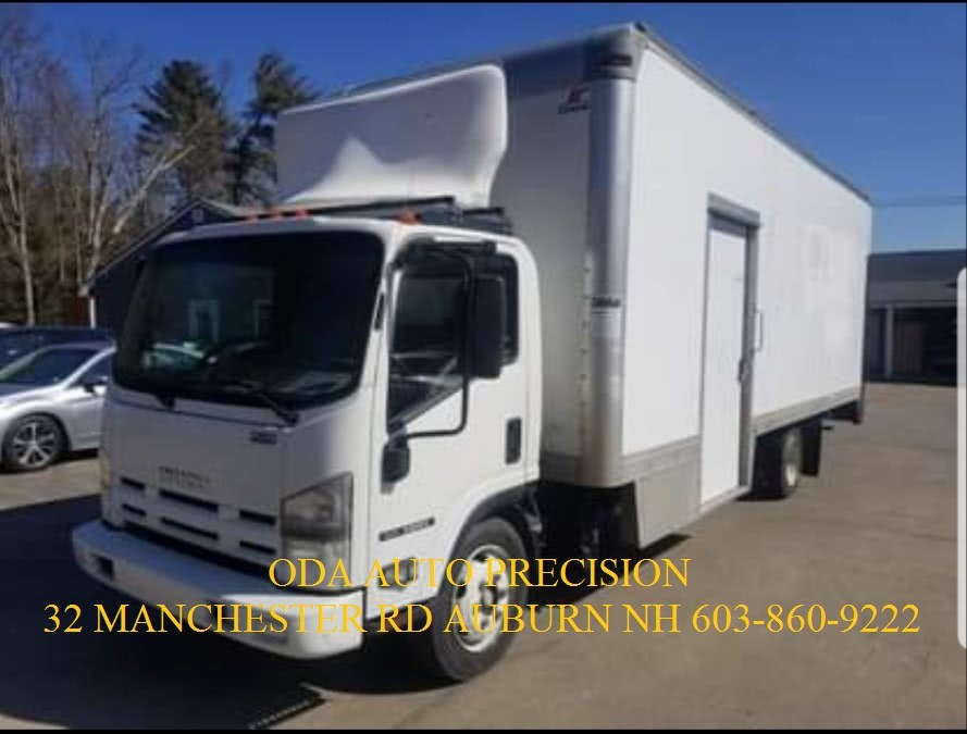 Used 2013 Isuzu NRR DSL REG AT in Auburn, New Hampshire | ODA Auto Precision LLC. Auburn, New Hampshire