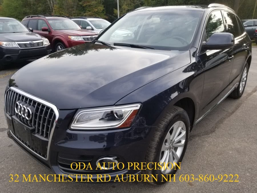 Used 2013 Audi Q5 in Auburn, New Hampshire | ODA Auto Precision LLC. Auburn, New Hampshire