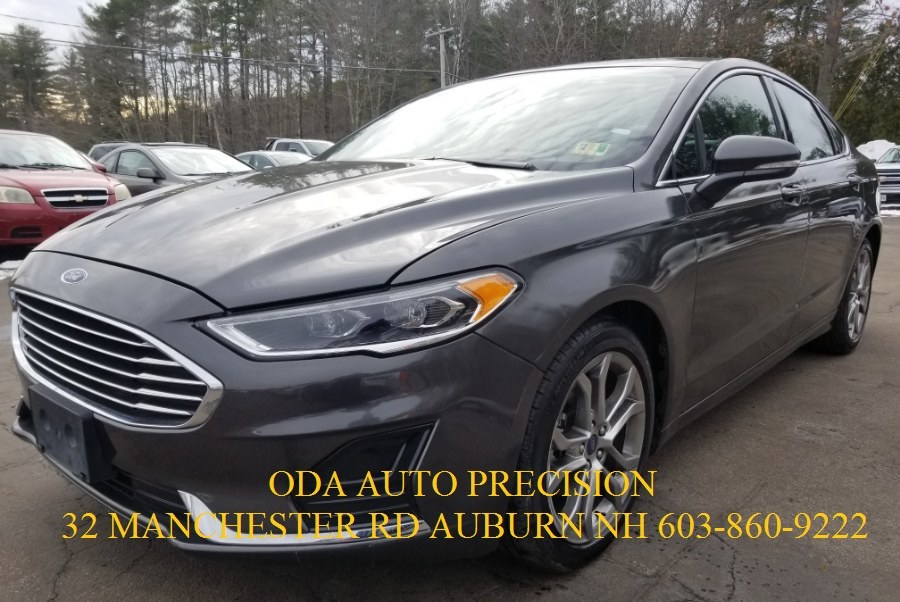 Used Ford Fusion SEL FWD 2019 | ODA Auto Precision LLC. Auburn, New Hampshire
