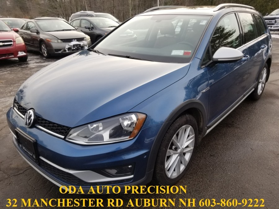Used 2017 Volkswagen Golf Alltrack in Auburn, New Hampshire | ODA Auto Precision LLC. Auburn, New Hampshire