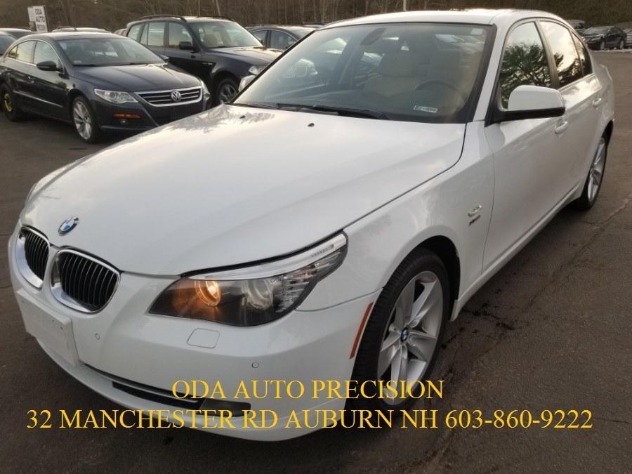 Used BMW 5 Series 4dr Sdn 528i xDrive AWD 2010 | ODA Auto Precision LLC. Auburn, New Hampshire