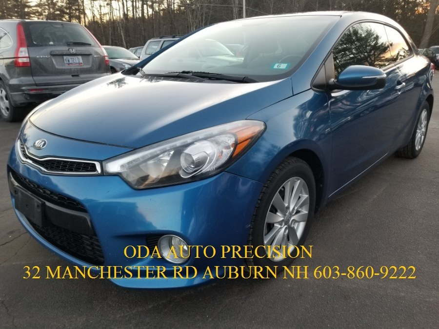 Used 2015 Kia Forte Koup in Auburn, New Hampshire | ODA Auto Precision LLC. Auburn, New Hampshire