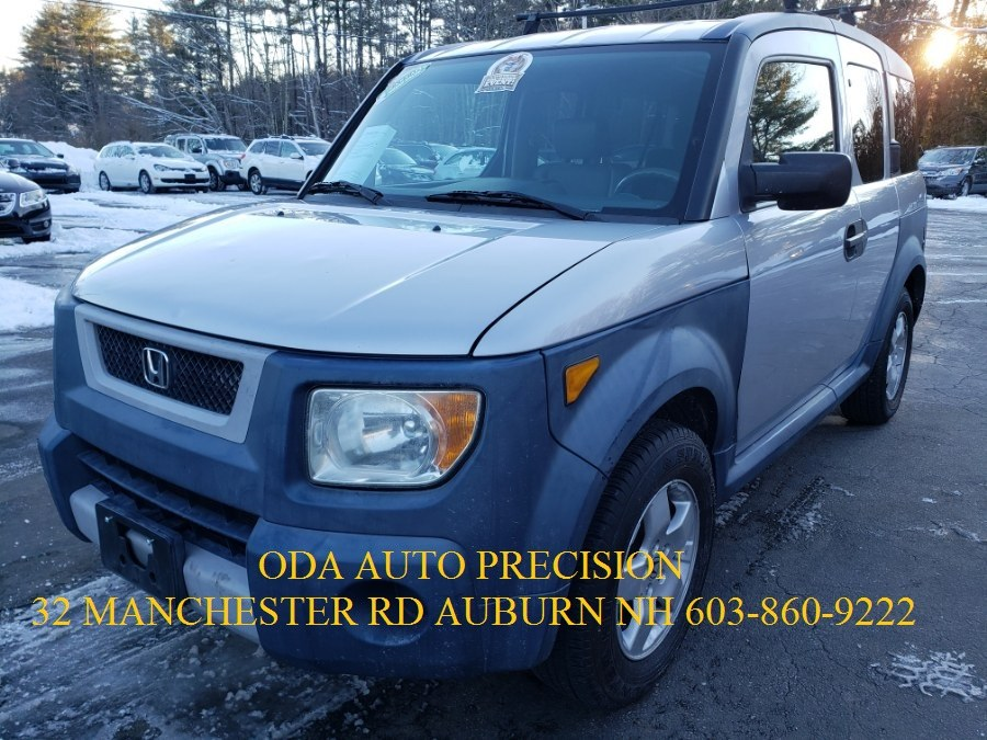 Used 2005 Honda Element in Auburn, New Hampshire | ODA Auto Precision LLC. Auburn, New Hampshire