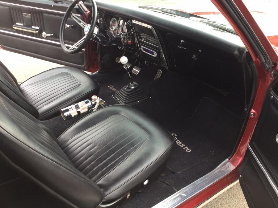 Used Chevrolet Camaro SS Clone 1967 | L&S Automotive LLC. Plantsville, Connecticut