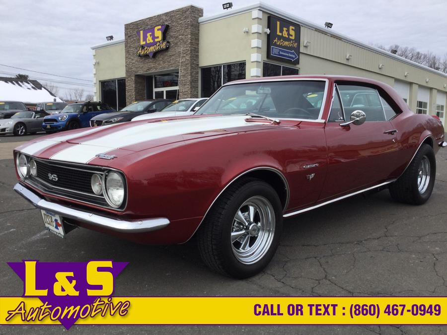 Used 1967 Chevrolet Camaro in Plantsville, Connecticut | L&S Automotive LLC. Plantsville, Connecticut