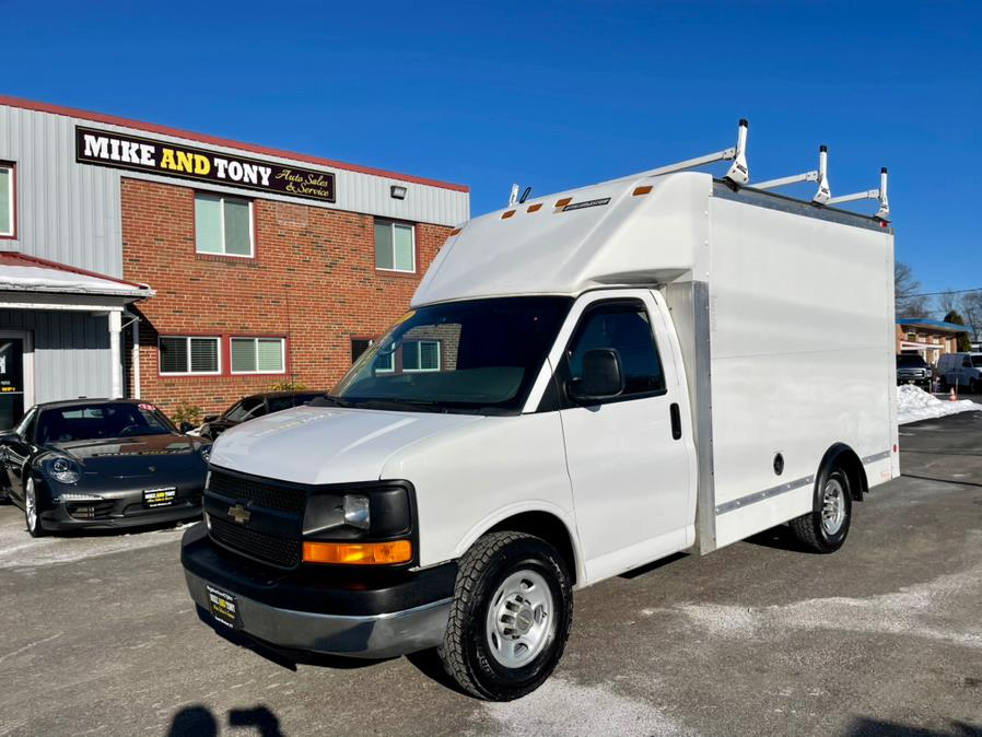 """2013 Chevrolet Express Commercial Cutaway 3500 Van 139"""", available for sale in South Windsor, CT"""