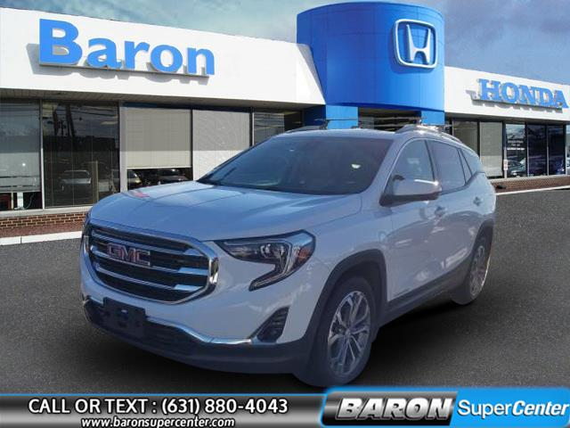 Used 2018 GMC Terrain in Patchogue, New York | Baron Supercenter. Patchogue, New York