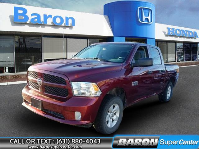 Used 2018 Ram 1500 in Patchogue, New York | Baron Supercenter. Patchogue, New York