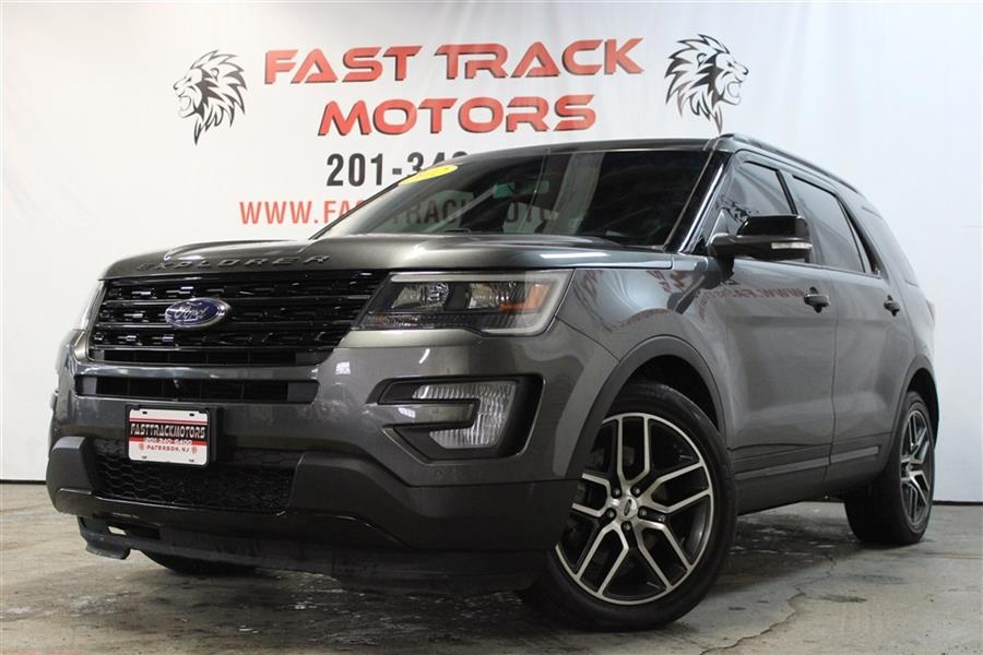 Used 2016 Ford Explorer in Paterson, New Jersey | Fast Track Motors. Paterson, New Jersey